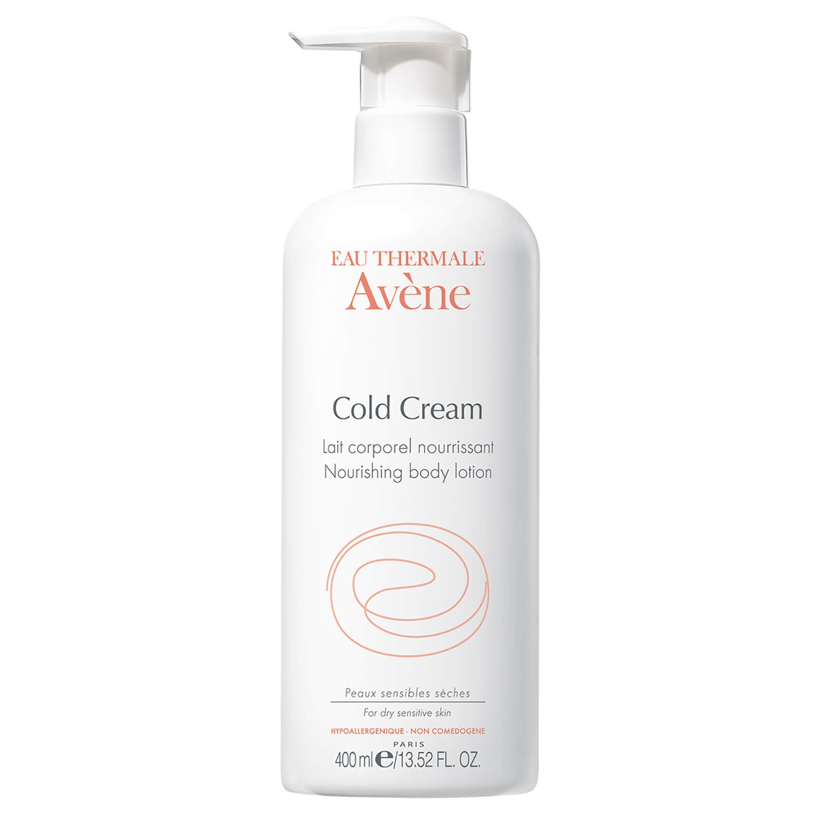 AVENE COLD CREAM BODY LOTION 400ML F740