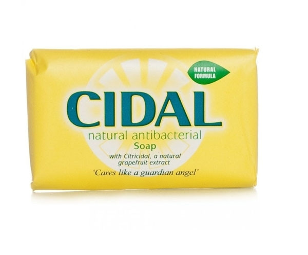 CIDAL BATH SOAP 125GM