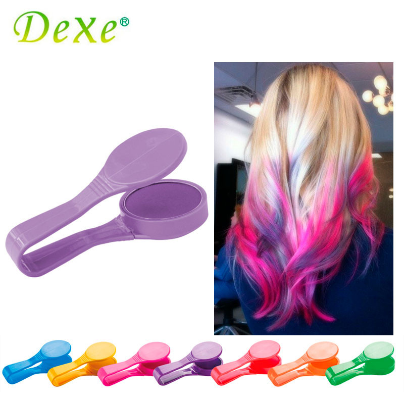 Dexe Hair Color Dye Tong .