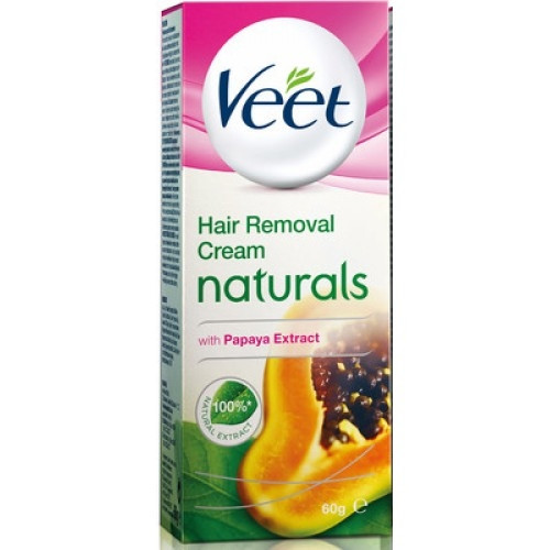 VEET HAIR REMOVAL CR -NATURAL PAPAYA