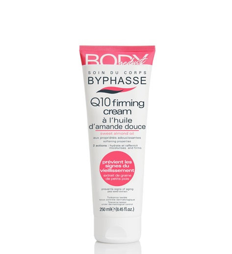 BYPHASSE Body seduct Q10 firming cream .