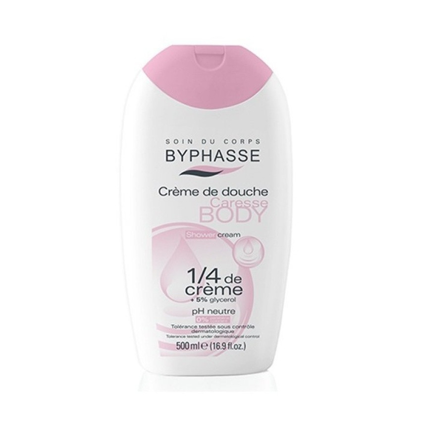 BYPHASSE Caresse shower cream ? of cream