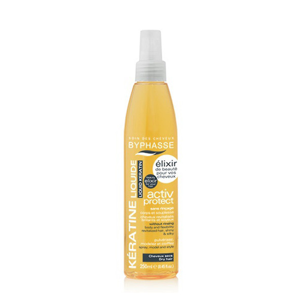 BYPHASSE Liquid keratin activ protect dry hair