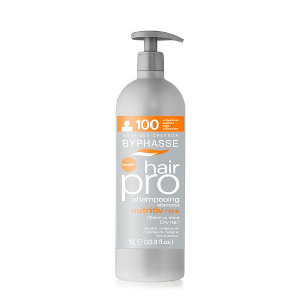 BYPHASSE Hair pro shampoo nutritiv riche