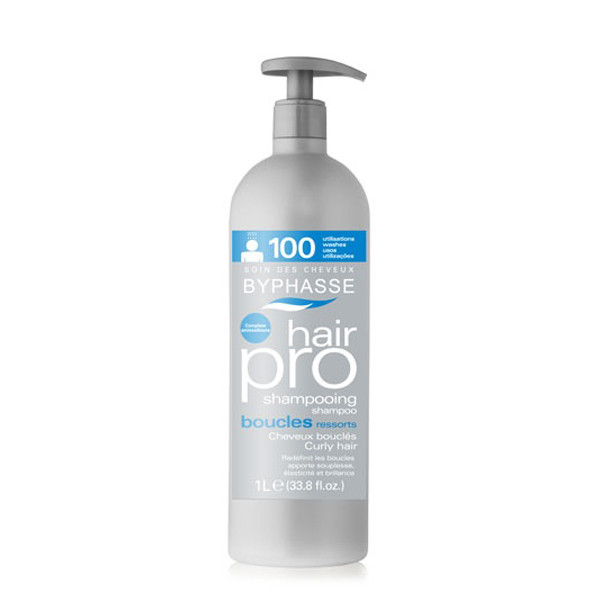 BYPHASSE Hair pro shampoo boucles