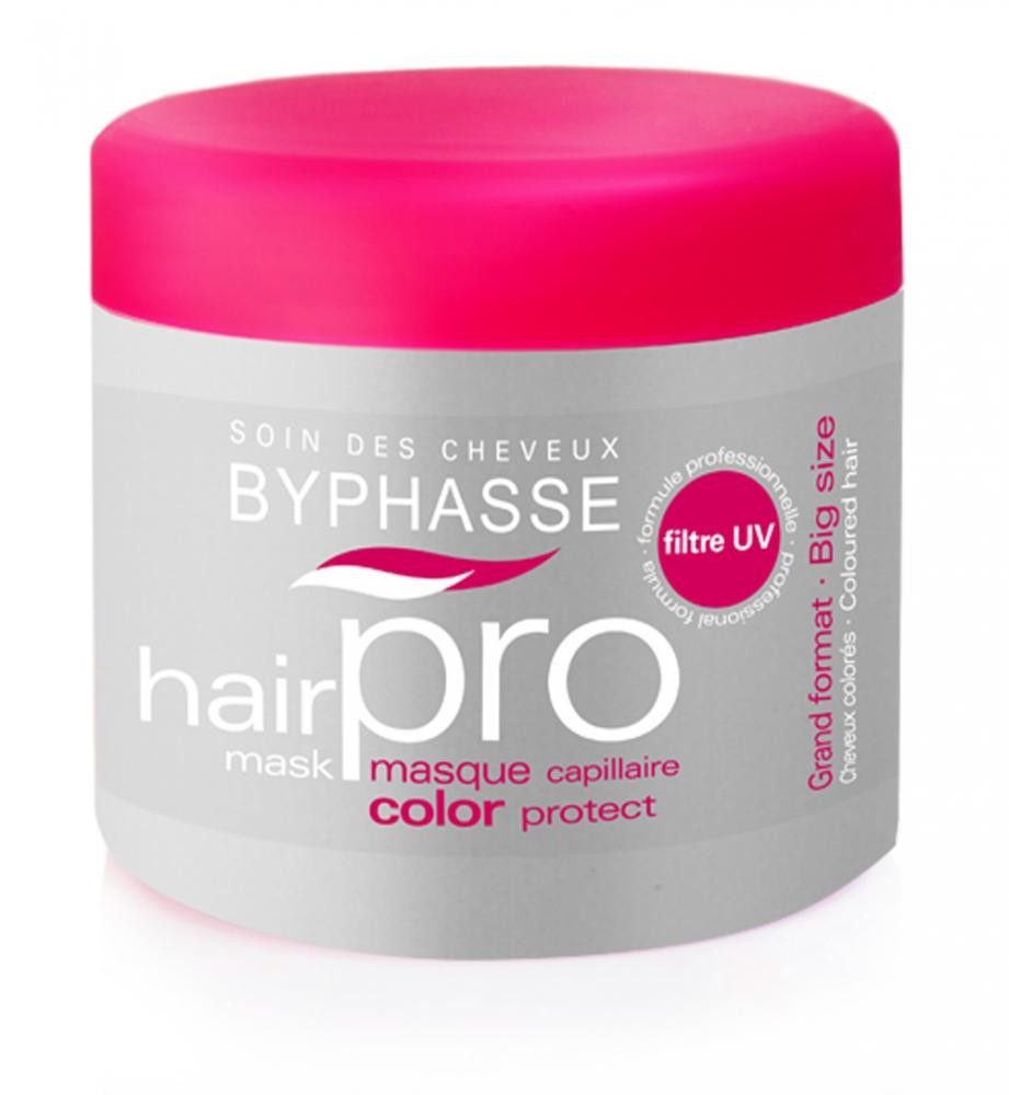 BYPHASSE Hair pro hair mask color protect
