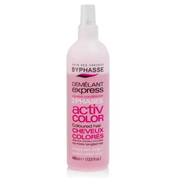 BYPHASSE Xpress conditioner activ color colored hair