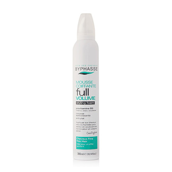 BYPHASSE Styling Foam Full Volume Thin Hair
