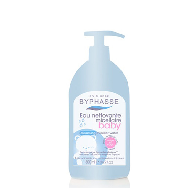 BYPHASSE Gentle Cleansing Baby Micellar Water .