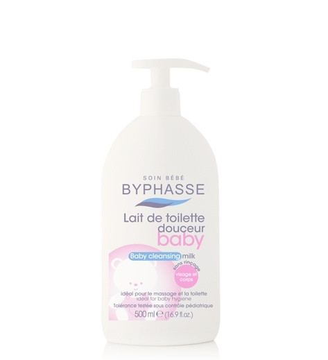 BYPHASSE BABY CLEANSING MILK