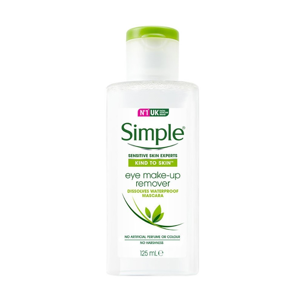 SIMPLE EYE MAKE-UP REMOVER 125 ML