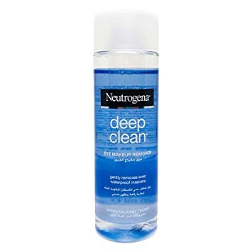 NEUTROGENA DEEP CLEAN MAKEUP REMOVING CR WASH 125 ML