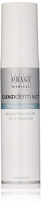 OBAGI CLENZI DERM M.D ACNE TREATMENT LOTION 47ML