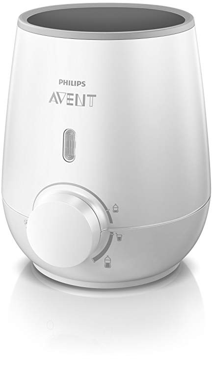 PHILIPS AVENT WARMS QUICKLY AND EVENLY