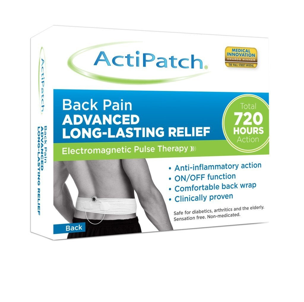 ACTIPATCH BACK PAIN THERAPY KIT