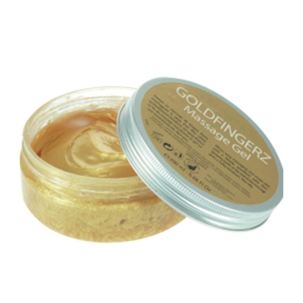 Heliabrine Helixience GOLDFINGERZL Massage Gel .