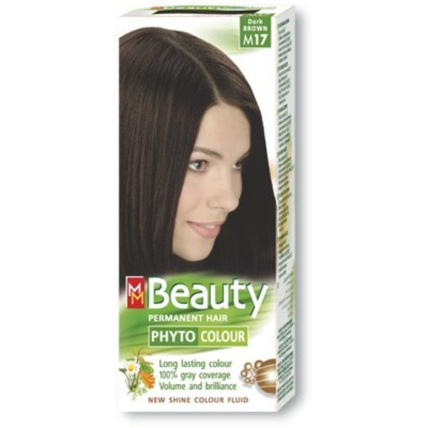 MM Beauty Permanent Hair Phyto Color (M17 )