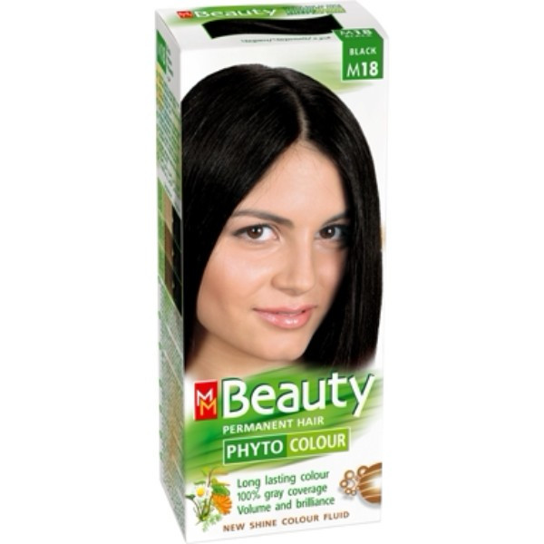 MM Beauty Permanent Hair Phyto Color (M18 )