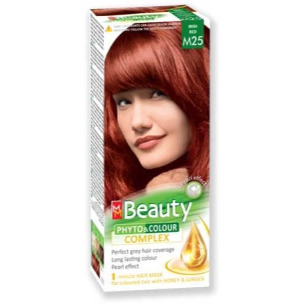 MM Beauty Permanent Hair Phyto Color (M25 )