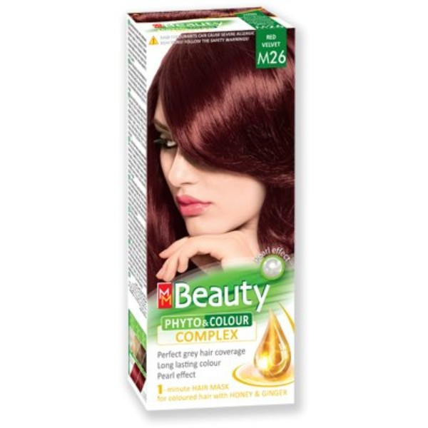 MM Beauty Permanent Hair Phyto Color (M26)