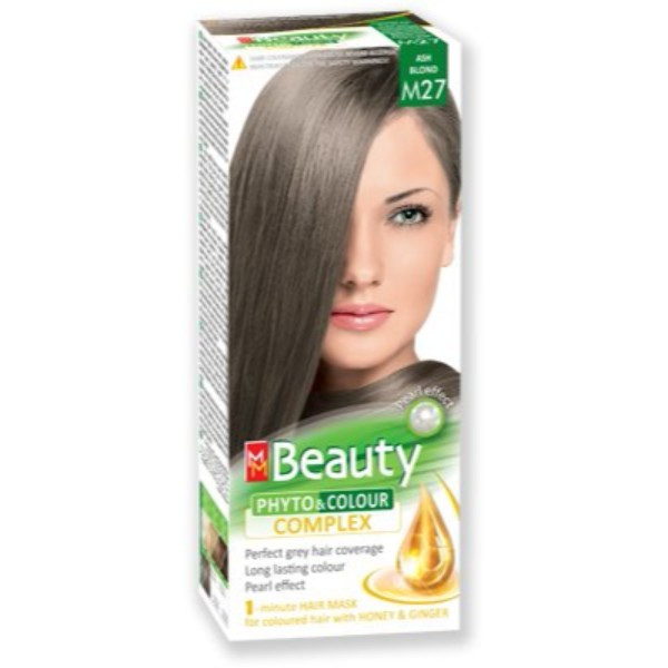 MM Beauty Permanent Hair Phyto Color (M27 )