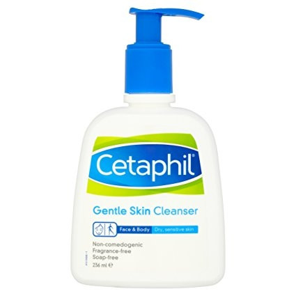 CETAPHIL GENTEL SKIN CLEANSER PUMP 236ML