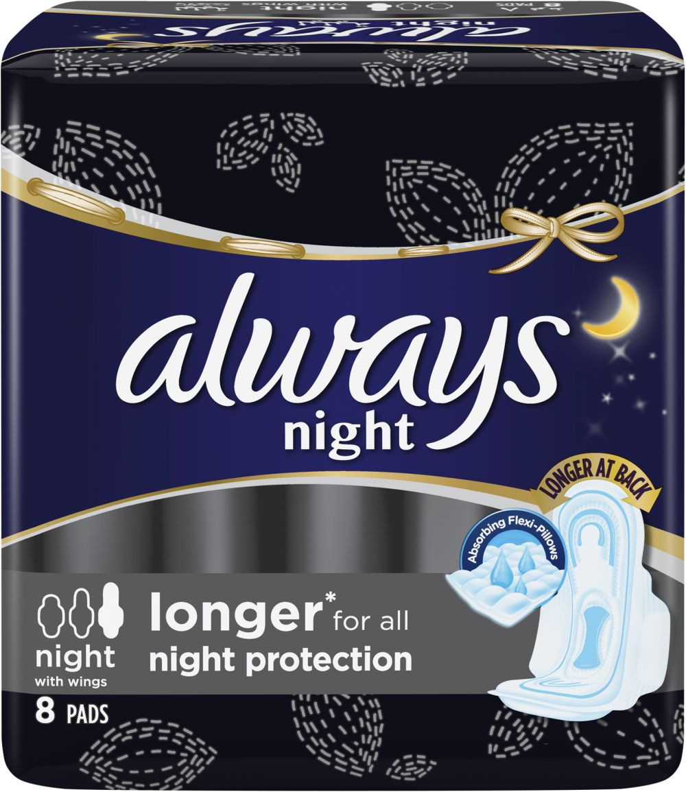 ALWAYS NIGHT 8 PCS