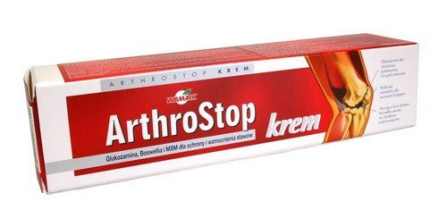 ARTHROSTOP CREAM 100GM