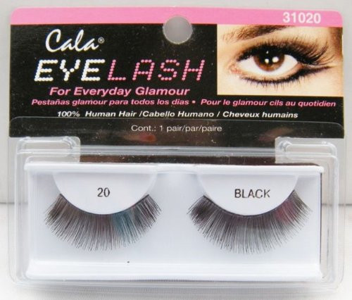 CALA EYELASH BLACK 31020