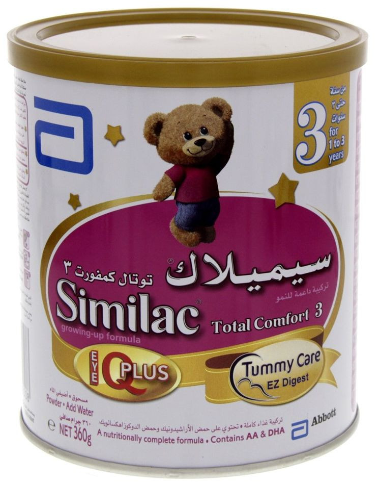 SIMILAC TOTAL COMFORT 3 360GM