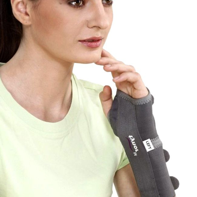 TYNOR ELASTIC WRIST SPLINT LEFT E- 01