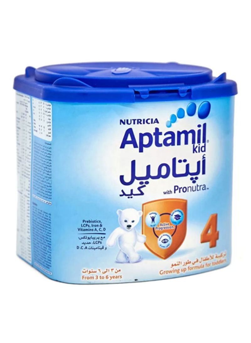 APTAMIL JUNIOR NO.4 MILK 400GM
