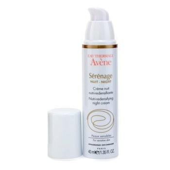 AVENE SERENAGE NIGHT CR 40ML F157