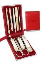 CALA DELUXE MANICURE SET/GOLD 42G 50604