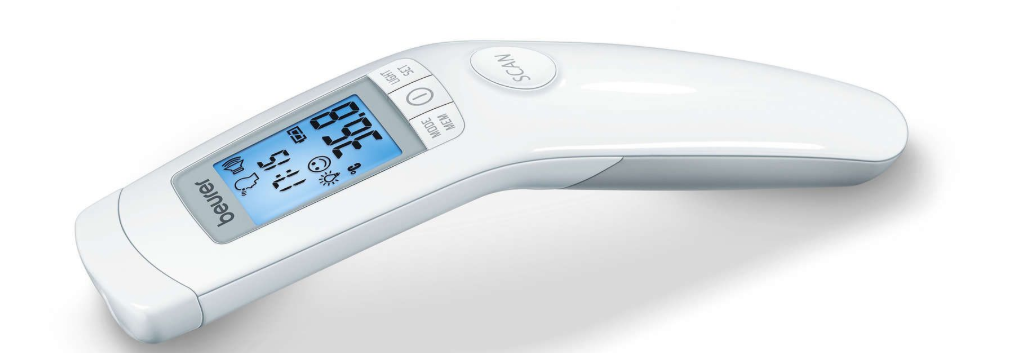 BEURER BABY CLINICAL THERMOMETER-JFT90