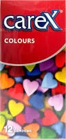 CAREX colour 12 PCS