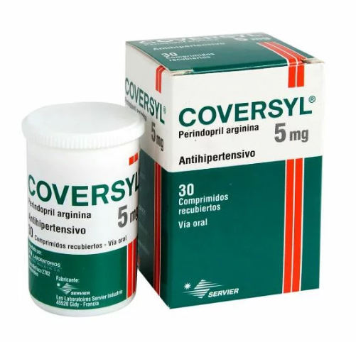 COVERSYL 5MG 30 TAB