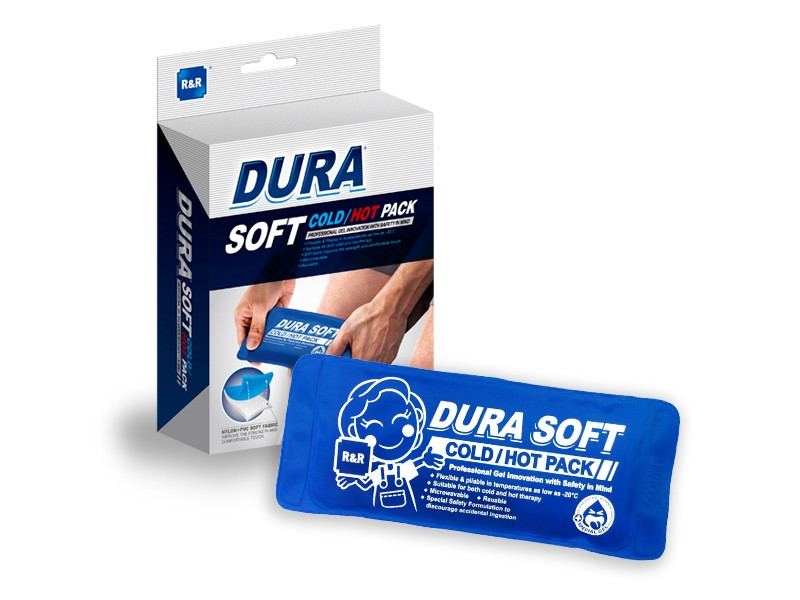 R&R DURA SOFT COLD/HOT PACK SP-7201