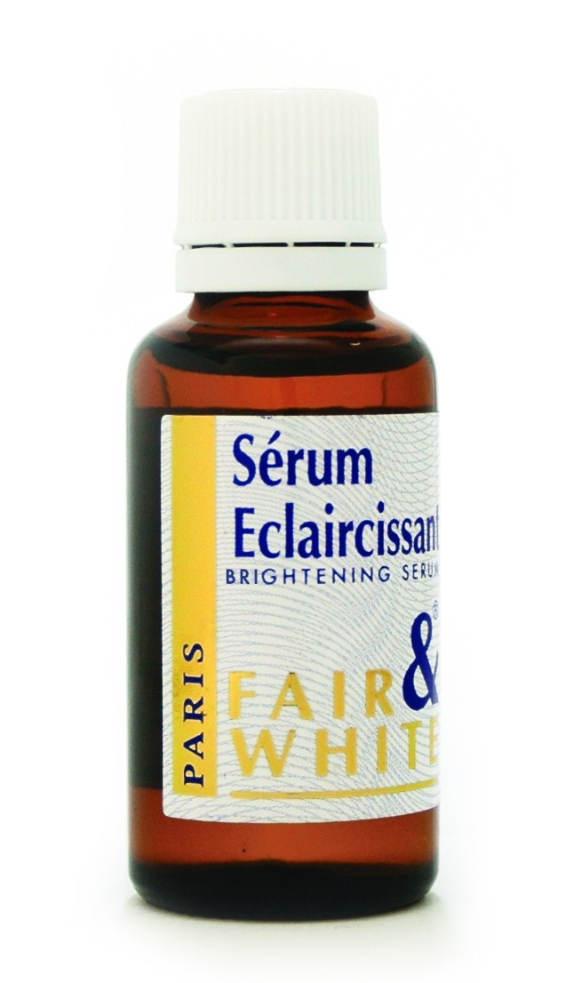 F&W FAIR AND WHITE BRIGHTENING SERUM  30ML