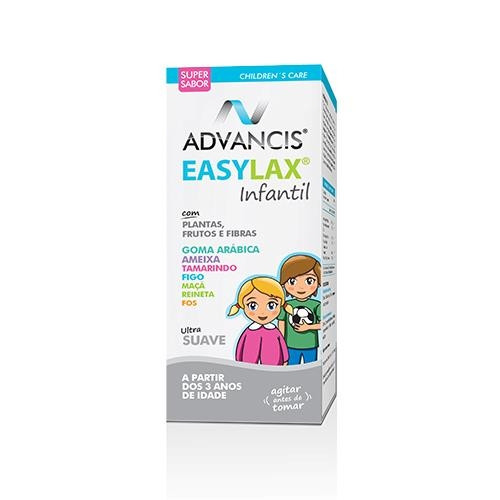 ADVANCIS EASYLAX KIDS SYRAB 150ML