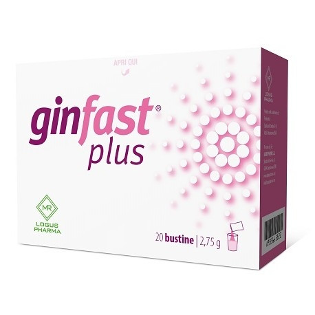 GINFAST PLUS 20 SACHETS