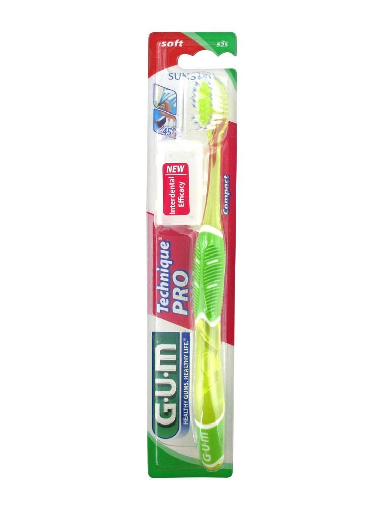 Gum Technique PRO ToothBrush soft 525