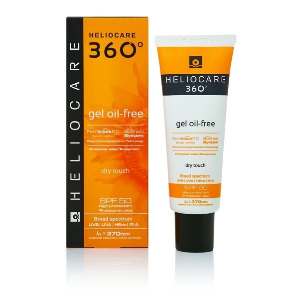 HELIOCARE 360 GEL OIL-FREE SPF50 DRY TOUCH 50ML