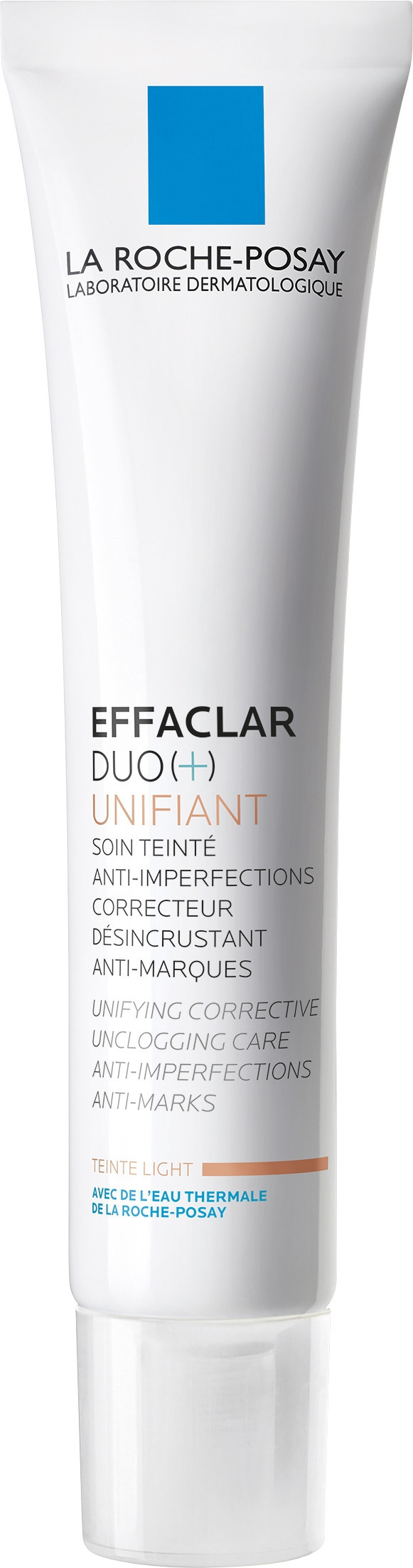 LRP EFFACLAR DUO+ UNIFIANT LIGHT 40ML