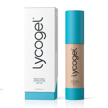 LYCOGEL BREATHABLE CAMOUFLAGE ALMOND 20 ML