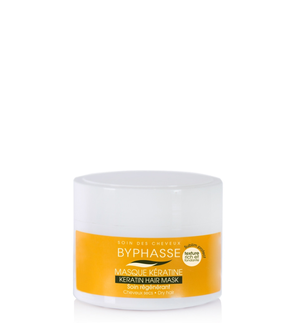 BYPHASSE KERATIN HAIR MASK 250ML 2659