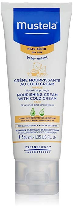 MUSTELA NOURISHING CR WITH COLD CR 40 ML