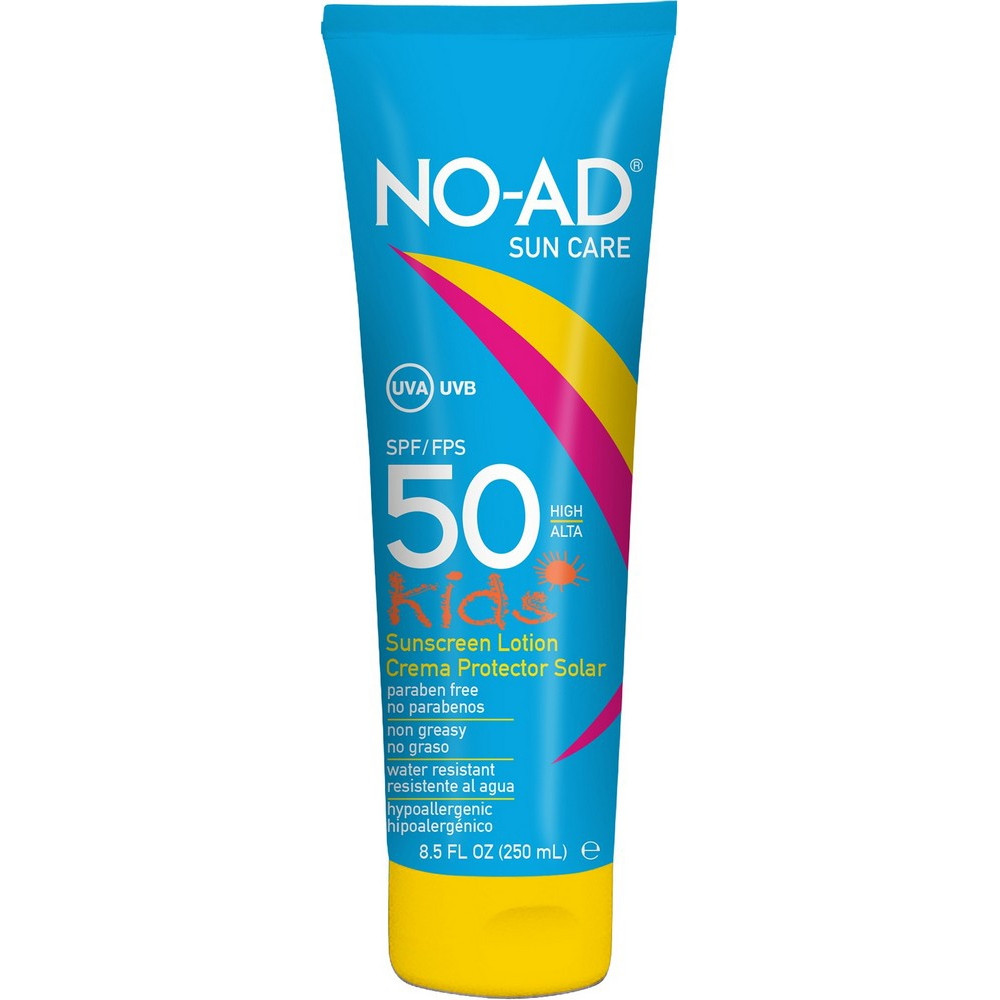 NO-AD SUN CARE KIDS SPF50+ LOTION 250ML