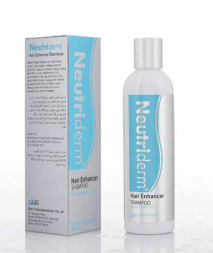 NEUTRIDERM HAIR ENHANCER SHAMPO 250ML