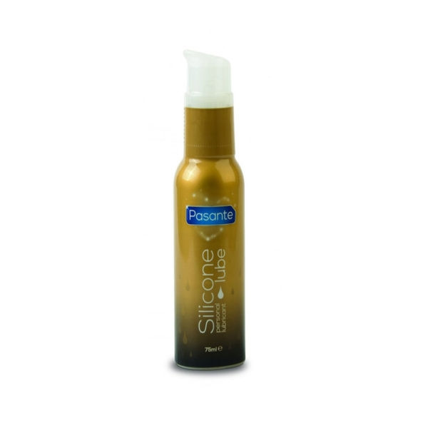 PASANTE LUBRICANT SILICONE GEL 75ML